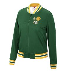 Packers Women's Mesh Track Jacket
