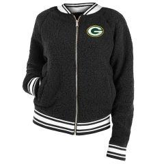 Packers Women's Sherpa Full Zip Jacket