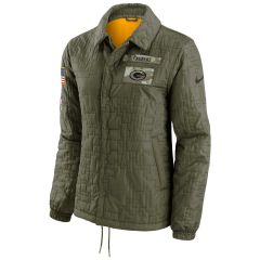 Packers 2021 Salute to Service Women's Jacket