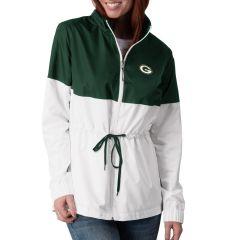 Packers Women's All-Star Light-Weight Jacket