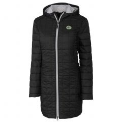 Packers Women's Rainier Long Jacket