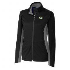 Packers Women's Navigate Softshell Jacket