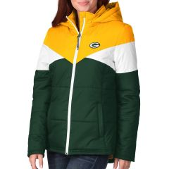 Packers Women's Slot Receiver Jacket