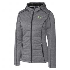 Packers Women's Altitude Mid-Weight Hooded Jacket