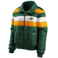 Packers Women's Erin Andrews Winter Jacket