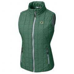 Packers Women's Rainier Full Zip Vest