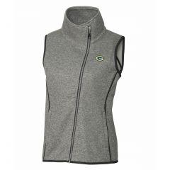 Packers Women's Mainsail Full Zip Vest