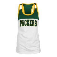 Packers Women's Racerback Tank Top