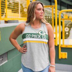 Packers Women's Team Racerback Tank Top