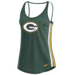 Packers Women's Dri-Fit Fashion Tank Top