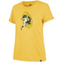 Packers Womens 47 Match Throwback Hero T-Shirt