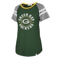 Packers Womens 47 Static Freestyle T-Shirt