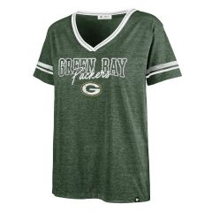 Packers Womens 47 Hollow Bling Luxe T-Shirt