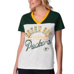 Packers Women's Rounding T-Shirt