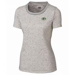 Packers Women's Advantage Space Dye T-Shirt