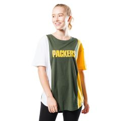 Packers Women's Tri-Color T-Shirt
