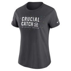 Packers 2021 Crucial Catch Women's T-Shirt