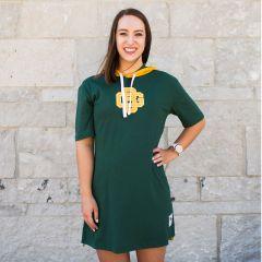 Packers Women's Hoodie Dress