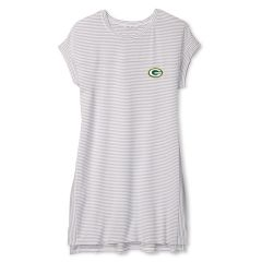 Packers Women's Cassia Stripe T-Shirt Dress