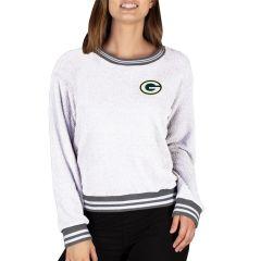 Packers Women's Granite Crewneck Fleece