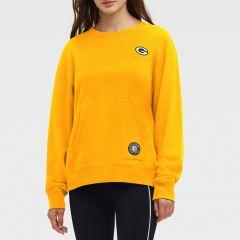 Packers Women's DKNY Camila Crew Sweatshirt