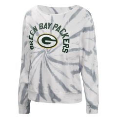 Packers Women's Equalizer Tie-Dye Sweatshirt