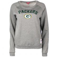 Packers Women's Focus Fleece Crew