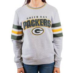 Packers Women's 4th Down Fleece Crew