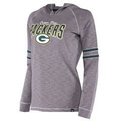 Packers Womens 47 Twisted Terry Hoodie