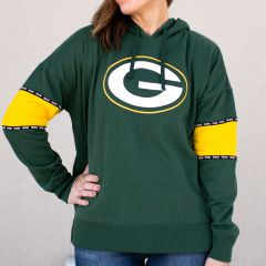 Packers Womens 47 Sporty Charlie PO Hoodie