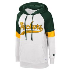 Packers Women's Shutout PO Hoodie
