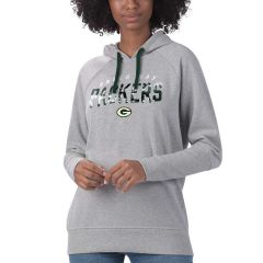 Packers Women's Ace Pullover Hooded Tunic