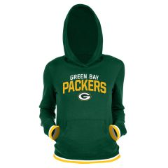 Packers Women's Chenille PO Hoodie