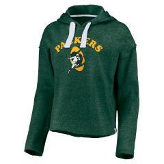 Packers Women's Sport Resort Fleece PO Hoodie