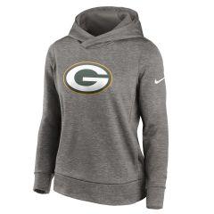 Packers Women's Logo Therma PO Hoodie