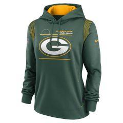 Packers Women's Therma PO Hoodie