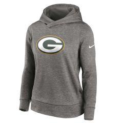 Packers Women's Team Logo Therma PO Hoodie