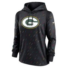 Packers 2021 Crucial Catch Women's Therma Hoodie