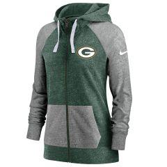 Packers Women's Logo Gym Vintage Hoodie