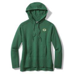 Packers Women's Tami Lounge Sweater Hoodie