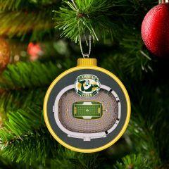 Lambeau Field StadiumView Ornament