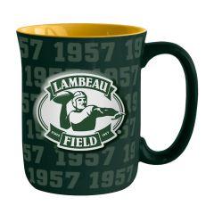 Lambeau Field 1957 Sculpted Spirit Mug