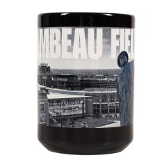 Lambeau Field Stadium & Vince Coffee Mug