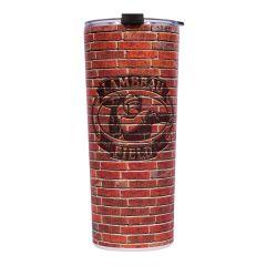 Lambeau Field Brick Tumbler