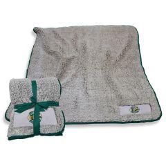 Lambeau Field Frosty Fleece Throw Blanket