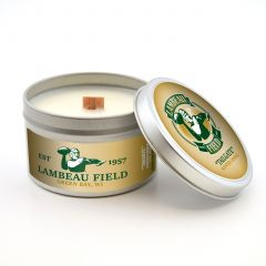 Lambeau Field Tailgate Candle Tin