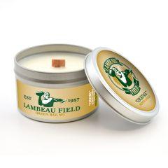Lambeau Field Cocktail Candle Tin