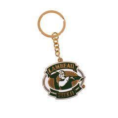 Lambeau Field Official Logo Key Chain