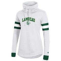 Lambeau Field Women's Super Fan Cowl Pullover