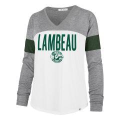 Lambeau Field Womens 47 Lambeau V-Neck Top